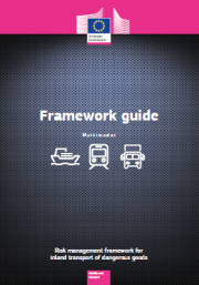 Risk management framework for inland transport of dangerous goods