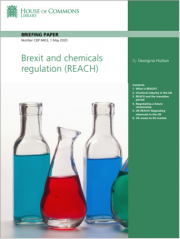 Brexit and chemicals regulation (REACH)