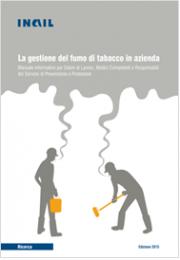 La gestione del fumo di tabacco in azienda