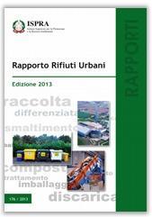 Rapporto rifiuti Urbani 2013