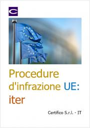 Procedure d'infrazione UE: iter