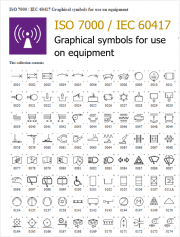ISO 7000 / IEC 60417 Graphical symbols for use on equipment