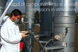 Metodi di campionamento e analisi per le emissioni in atmosfera