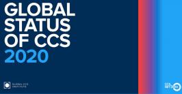 Global Status of CCS Report 2020