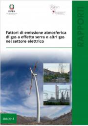 Fattori di emissione gas a effetto serra nel settore elettrico
