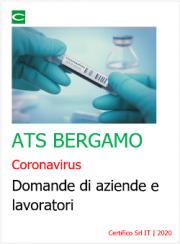 Coronavirus: risposte alle domande più frequenti di aziende e lavoratori
