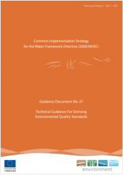 Guidance Document No. 27 Technical Guidance For DEQS