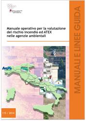 Manuale operativo per la valutazione del rischio incendio ed ATEX nelle Agenzie Ambientali