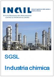 Sistema Gestione Sicurezza Lavoro Industria chimica