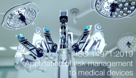 ISO 14971:2019 | Application of risk management to medical devices