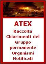 Chiarimenti Organismi Notificati ATEX