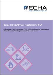 Guida introduttiva al Regolamento CLP