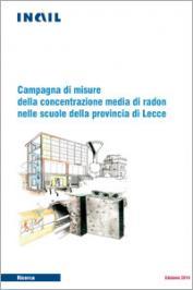Rischi radon scuole Lecce - INAIL