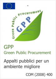 COM(2008) 400 Appalti pubblici per un ambiente migliore (GPP)