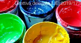 Direttiva delegata (UE) 2019/173 | Modifica All. III Direttiva ROHS II