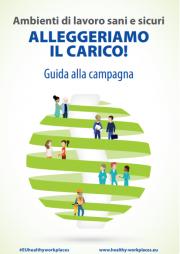 Campagna europea 2020-2022: Gestione dei DMS sul lavoro