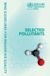 Guidelines for indoor air quality: selected pollutants