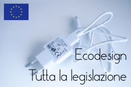 List of Ecodesign legislation