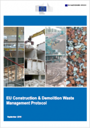 EU Construction & demolition waste Management Protocol