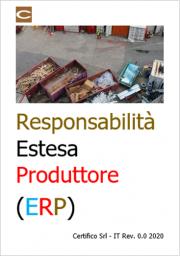 Responsabilità estesa del produttore (ERP)