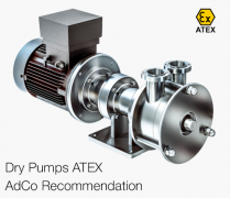 Dry Pumps ATEX AdCo Recommendation