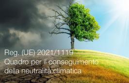Regolamento (UE) 2021/1119