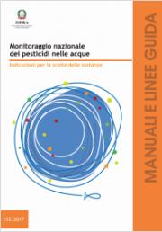 Monitoraggio nazionale dei pesticidi nelle acque