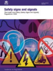 The Health and Safety (Safety Signs and Signals)