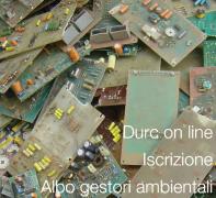 Circolare Albo gestori ambientali | Durc on line ed iscrizione