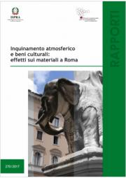 Inquinamento atmosferico e beni culturali: effetti sui materiali a Roma