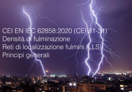 CEI EN IEC 62858:2020 (CEI 81-31)