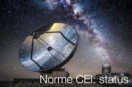 Norme CEI: Status 2018