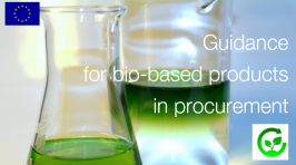Guidance for bio-based products in procurement