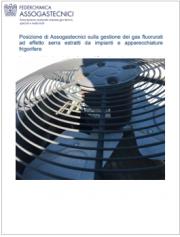 Position paper F-GAS Federchimica
