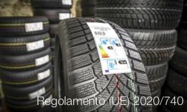 Regolamento (UE) 2020/740