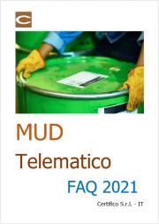 MUD Telematico | FAQ 2021