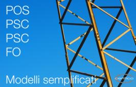 Modelli semplificati POS | PSC | PSS | FO