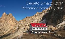 Decreto 3 marzo 2014
