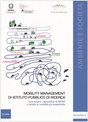 Mobility management di istituto pubblico di ricerca