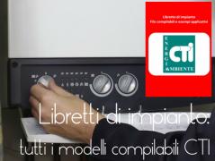 Libretto impianto: tutti modelli ed esempi CTI