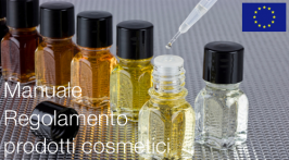 Manuale Regolamento prodotti cosmetici