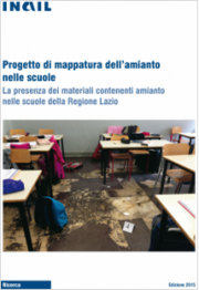 Progetto di mappatura dell'amianto nelle scuole