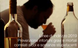 Linee di Indirizzo alcol e stupefacenti lavoro-correlati 2019