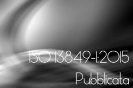 La nuova ISO 13849-1:2015 pubblicata