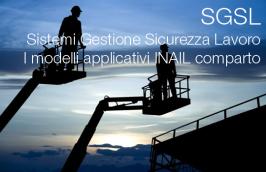 SGSL: tutti i Modelli applicativi INAIL