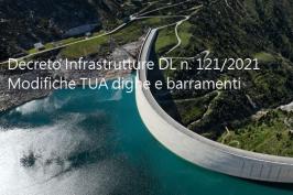 Decreto Infrastrutture DL n. 121/2021: Modifiche al TUA