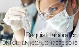 UNI CEI EN ISO/IEC 17025:2018 in IT