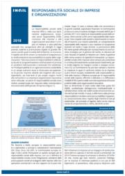 Responsabilità sociale di imprese e organizzazioni