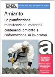 Pianificazione manutenzione materiali contenenti amianto e Informazione lavoratori