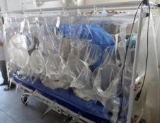 Trasporto rifiuti presumibilmente contaminati virus Ebola in ADR